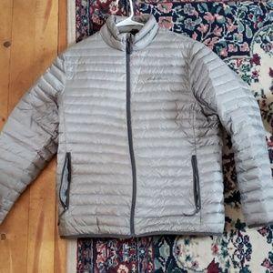 Eddie Bauer Men's large puff coat